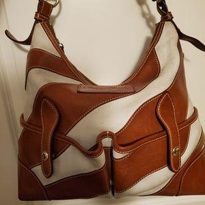 Dooney and Bourke Florentine Leather Handbag